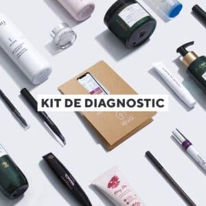 Kit de diagnostic beauté